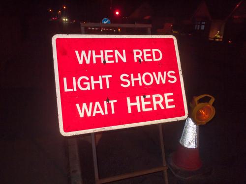 Temporary lights 🗓
