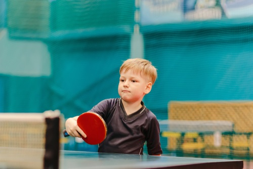 Celebrate National Table Tennis Day, here in Halton