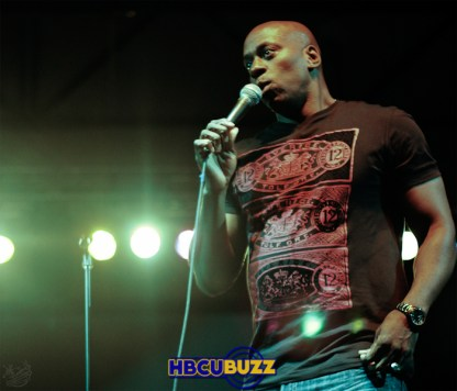 Bowie State Homecoming Comedy Show 2011 HBCU Buzz-5