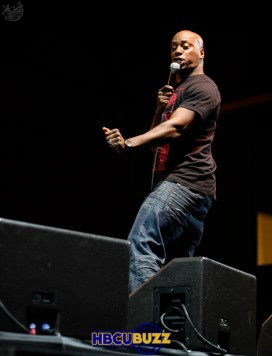 Bowie State Homecoming Comedy Show 2011 HBCU Buzz-6