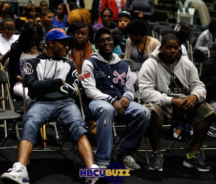 Bowie State Homecoming Comedy Show 2011 HBCU Buzz
