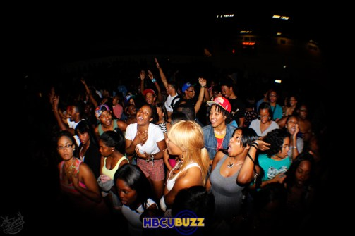 Bowie State Homecoming Concert 2011 HBCU Buzz-2