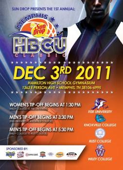 1st Annual Memphis HBCU Hoop Classic