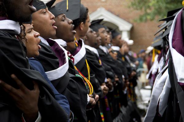 Morehouse Graduation