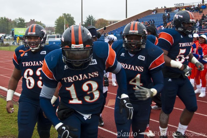 VSU Homecoming Football Game 2011