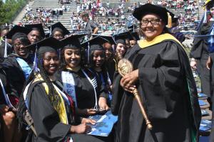 ecsu graduation