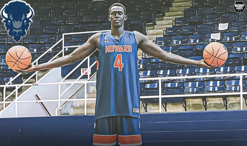 Makur Maker commits to Howard University over Kentucky, UCLA
