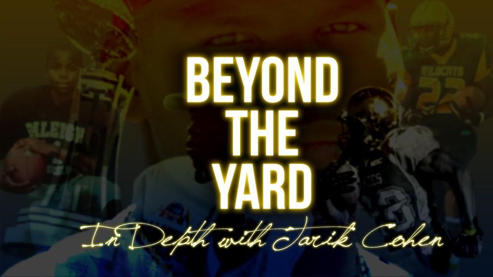Tarik Beyond the Yard COVER