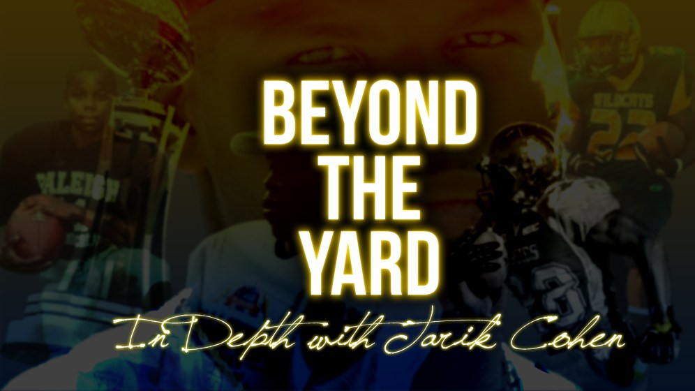 Tarik Beyond the Yard COVER