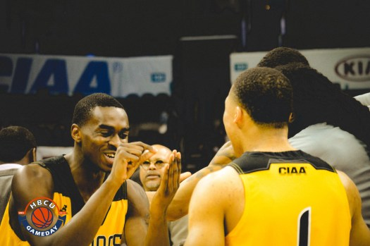 CIAA Basketball Bowie State
