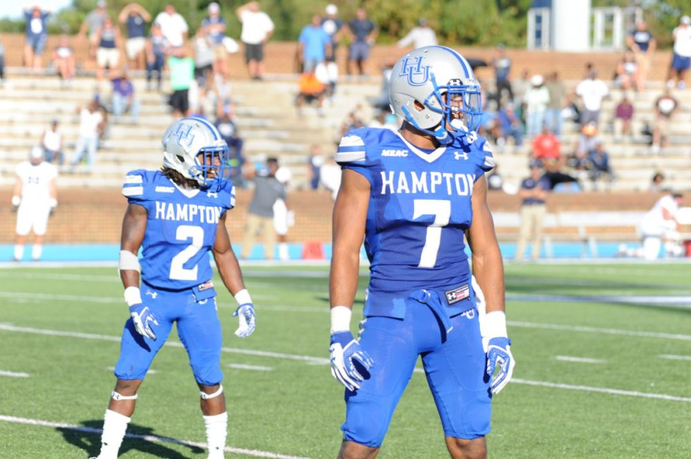 Hampton leaves for Big South