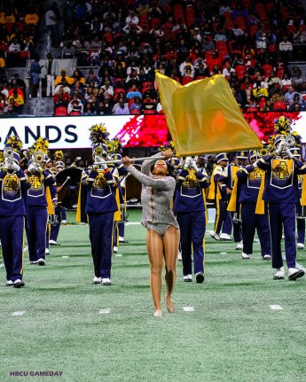 NCAT performs at 2018 Honda Battle of the Bands
