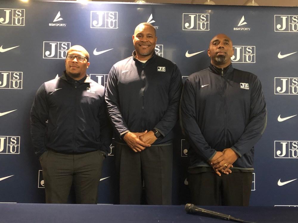Jackson State Coaches