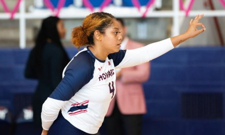 Howard Volleyball