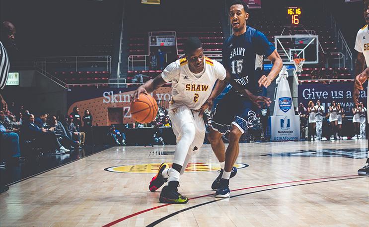 Shaw's Amir Hinton bucking recent history as legit HBCU/D2 NBA Draft Prospect