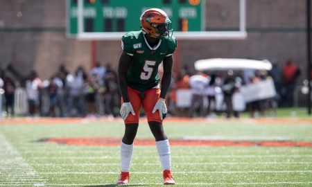 FAMU Xavier Smith