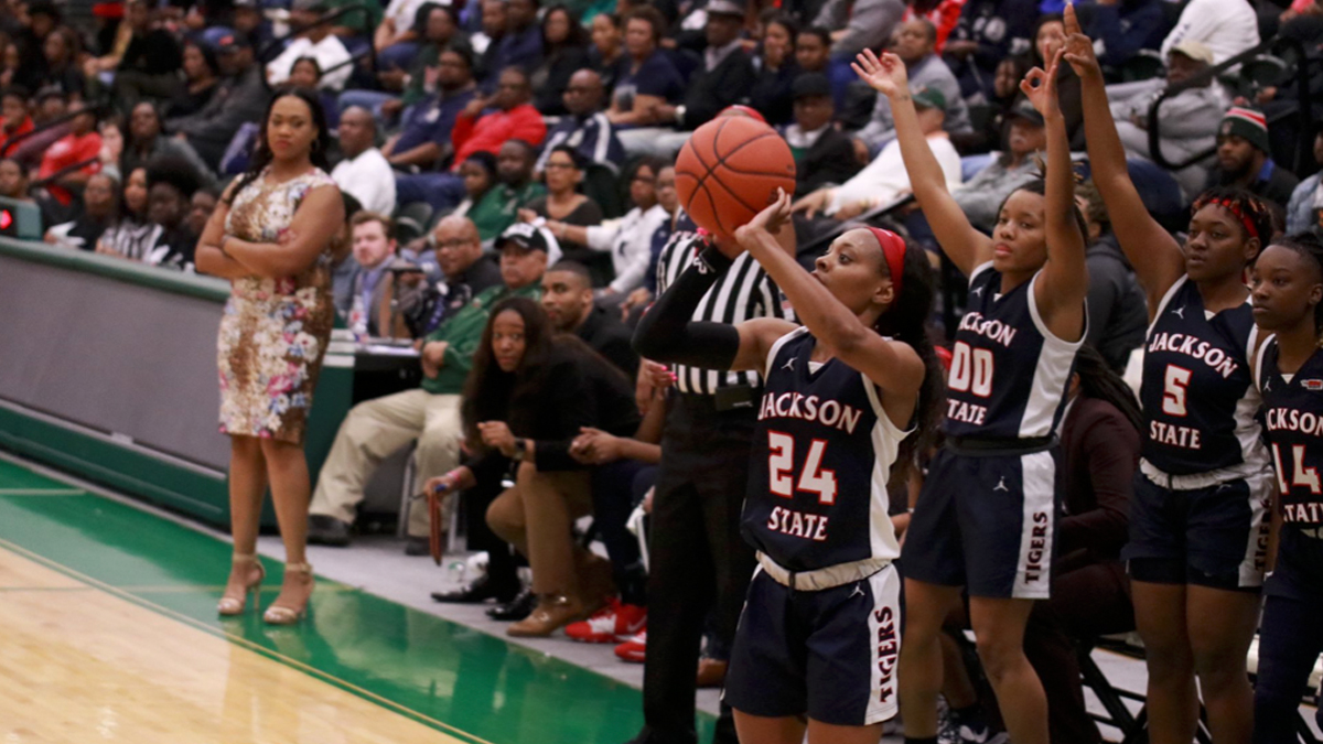 Jackson State women pummel rival Mississippi Valley for ninth straight win - HBCU Gameday