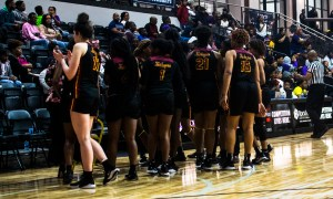 Tuskegee women's basketball