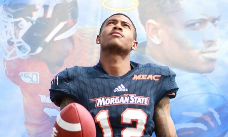 Morgan State Jordan Cofield
