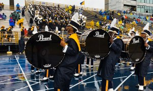 NC A&T Blue and Gold
