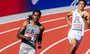 Olympic Trials Randolph Ross