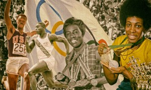HBCU Track Olympians