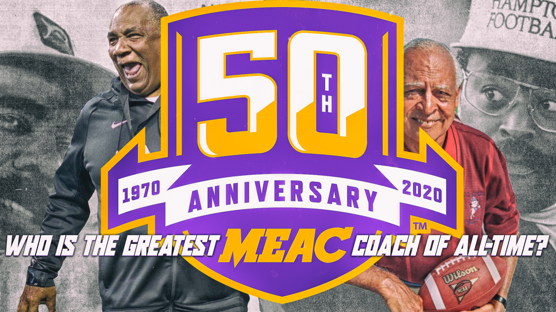Greatest MEAC Football Coach of All-Time