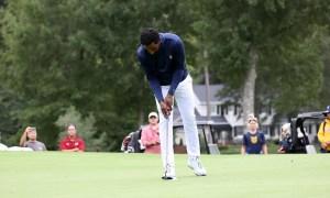 JR Smith A&T Golf