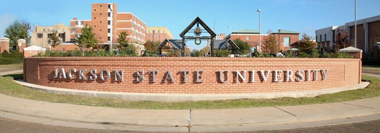 Jackson State University Campus Signage
