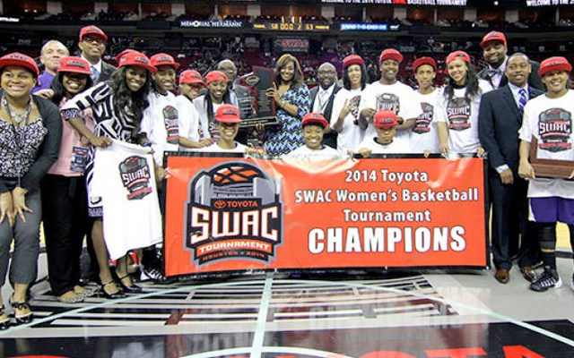 SWAC Basketball: Prairie View's Lady Panthers Claim 4th Straight Title