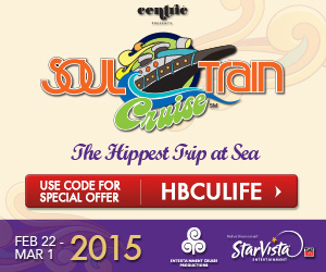 Soul Train Cruise 2015 - Special Offer Code HBCULIFE