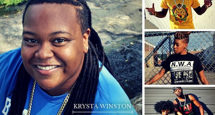 B-CU Alumna Krysta Winston is Teaching History with T-shirts
