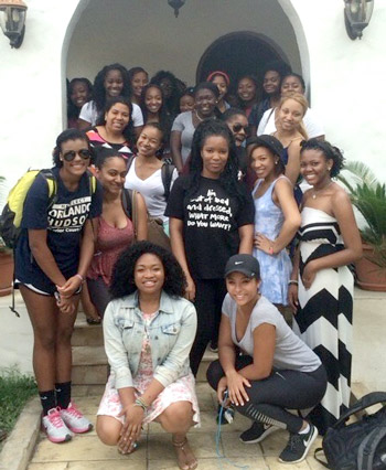 hbcu lifestyle black college living spelman college study abroad santo domingo n republic