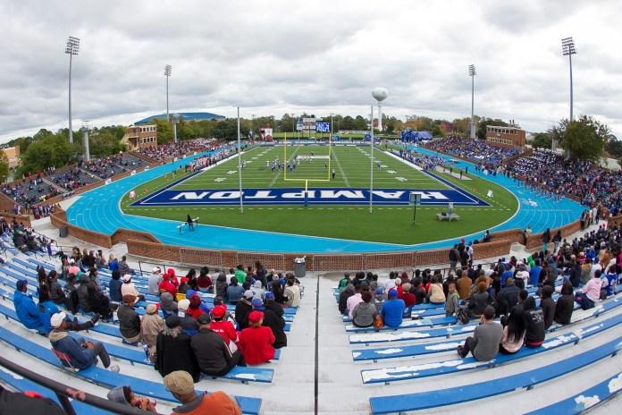 Hampton's Football Stadium