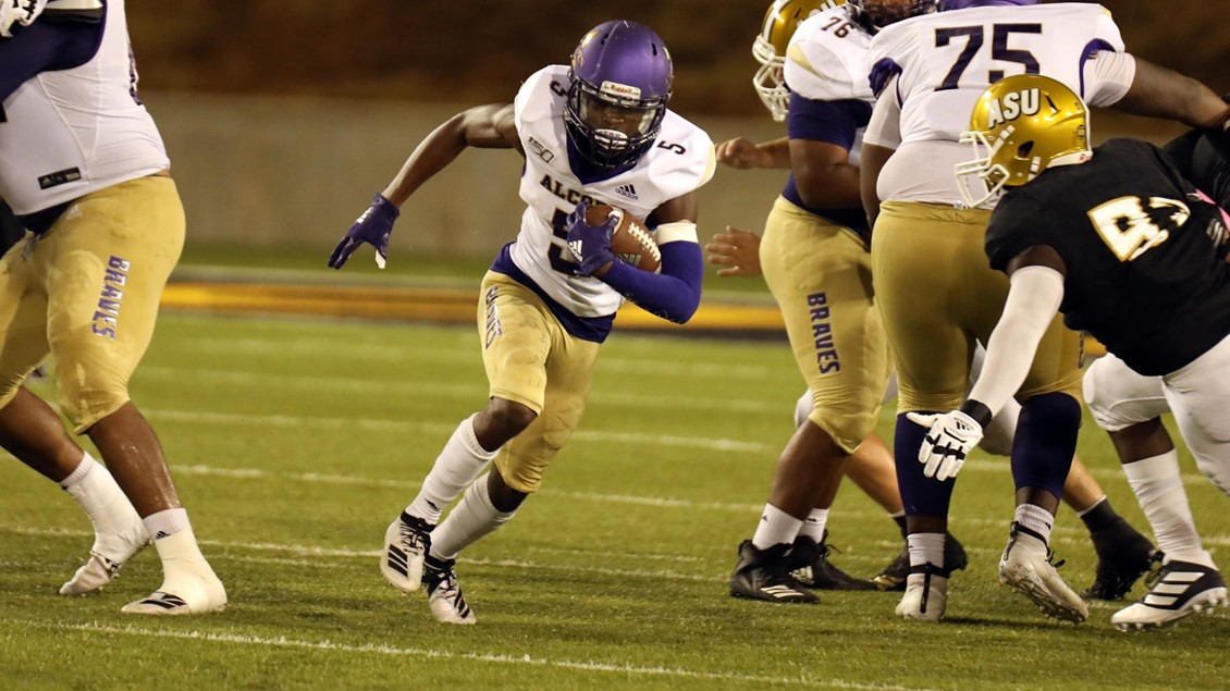 Alcorn State Reveals 2021 Spring Football Schedule