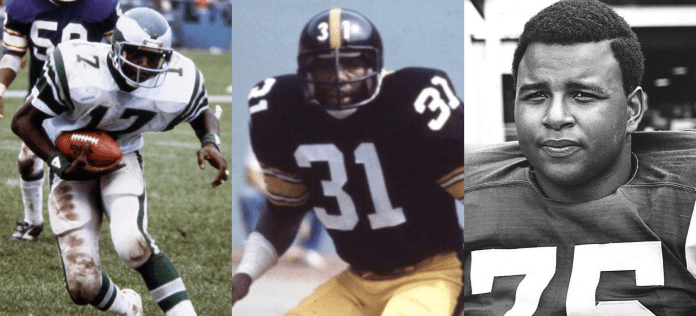 NFL Hall of Famers from HBCUs