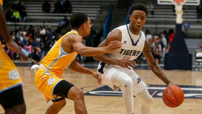 Jackson State Basketball