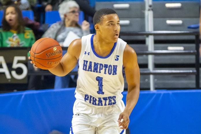 Hampton Basketball