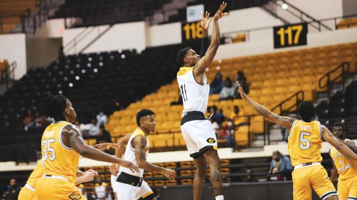 Grambling State University basketball