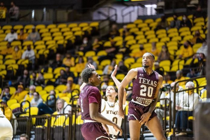 Texas Southern vs. Wyoming