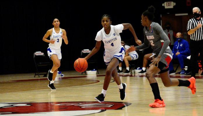 Hampton Women's Basketball