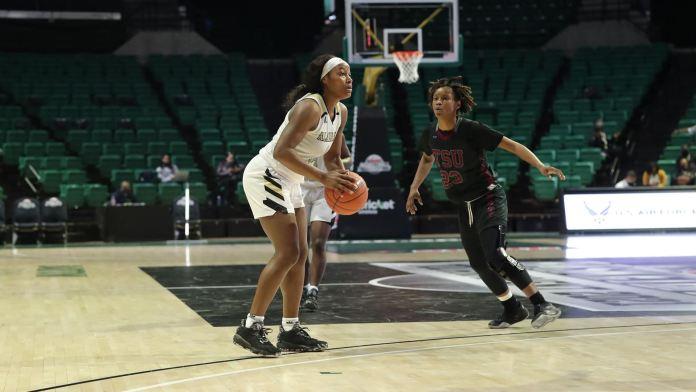 Alabam State women's basketball