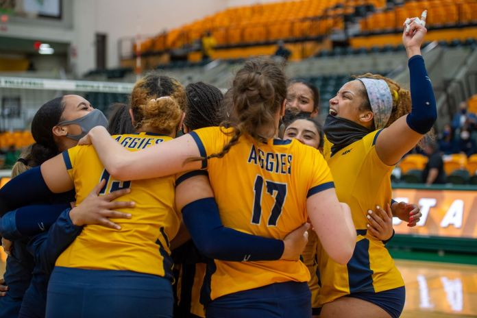 North Carolina A&T Volleyball