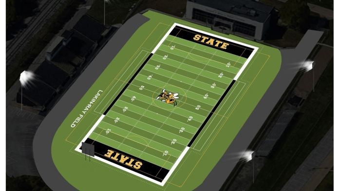 West Virginia State football