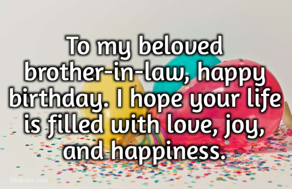 Latest Birthday Wishes For Brother In Law 2021 Birthday Quotes