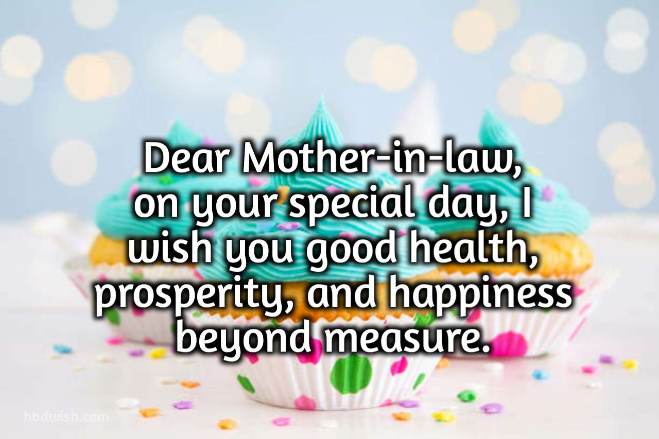 Latest Happy Birthday Wishes For Mother In Law 2021 Birthday Quotes
