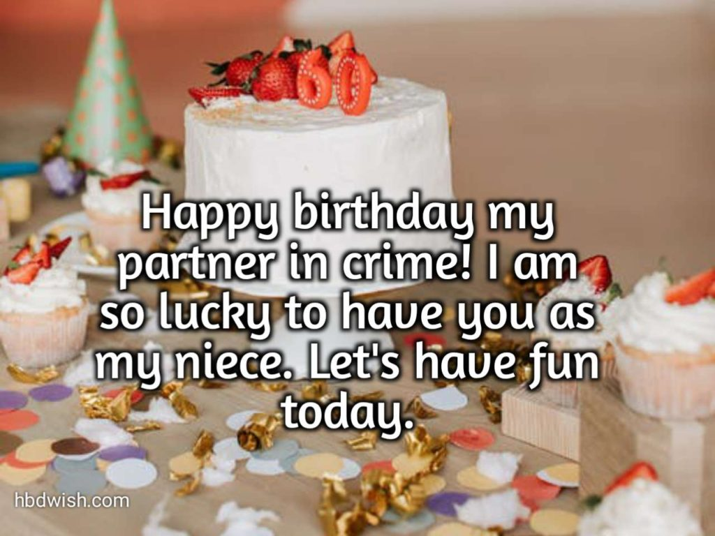 Latest Birthday Wishes For Niece 2021 Birthday Quotes Hbd Wish