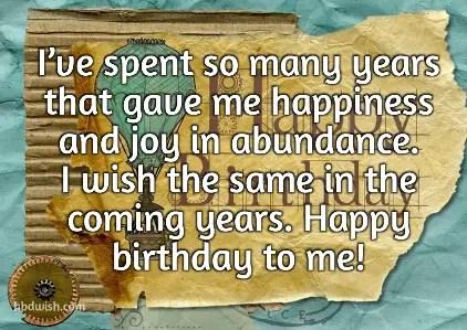 Latest Birthday Wishes For Myself 2021 Birthday Quotes Hbd Wish