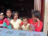 Karo children (North Sumatra, 2004)