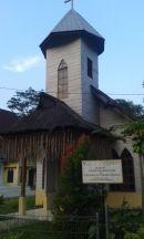 First church in Tanah Karo (North Sumatra, 2014)